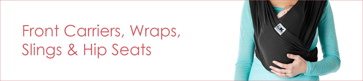 Front Carriers, Wraps & Slings