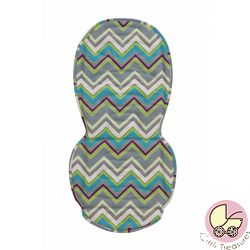 BabyStyle Colour Pop Seat Liner in Jazz