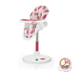 Cosatto 3Sixti2 Highchair in Circle Melondrop