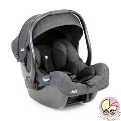 Joie i-Gemm 0+ i-Size Car Seat in Pavement