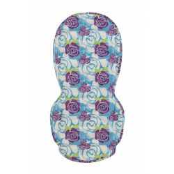 BabyStyle Oyster Colour Pop Seat Liner in Sweet Rose