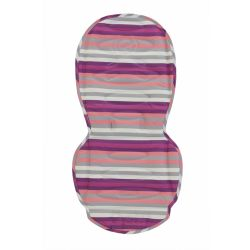 BabyStyle Oyster Colour Pop Seat Liner in Candy
