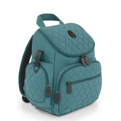 egg Special Edition Backpack Changing Bag in Cool Mist
