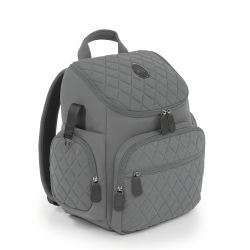 egg Special Edition Backpack Changing Bag in Anthracite Grey