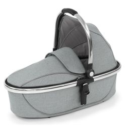 egg® Stroller Carrycot in Platinum Grey