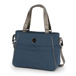 egg Changing Bag in Deep Navy Blue