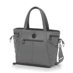 egg Special Edition Changing Bag in Anthracite Grey