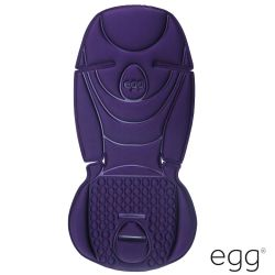egg Seat Liner in Deep Purple