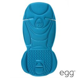egg Seat Liner in Kingfisher Blue