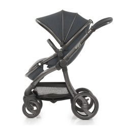 egg® Stroller in Carbon Grey forward facing