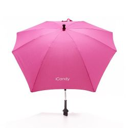 iCandy Universal Parasol in Pink