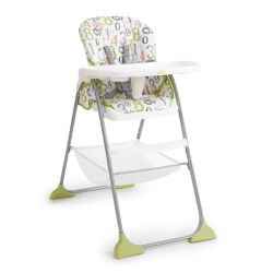 Joie Mimzy Snacker Highchair in 123
