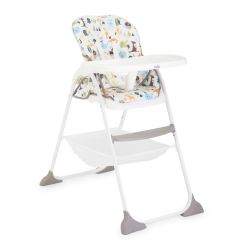 Joie Mimzy Snacker Highchair in Alphabet