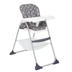 Joie Mimzy Snacker Highchair in Twinkle Linen