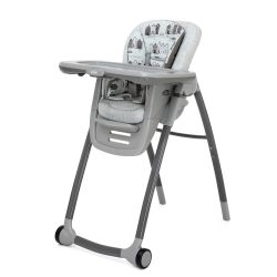 Joie Multiply 6 in 1 Highchair in Petite City with Tray
