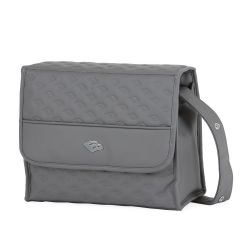 Bebecar Changing Bag Square Special Leatherette (Thunder)