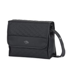 Bebecar Changing Bag Square Special Leatherette (Eclipse)