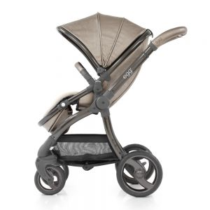 egg Stroller Titanium Edition (including Changing Bag & Deluxe Seat Liner)