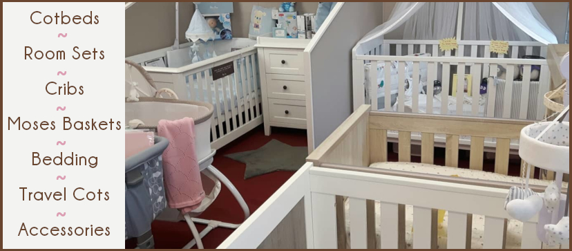 Little Treasures Nursery Showroom