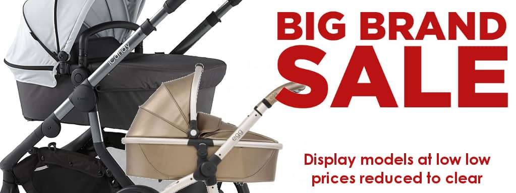 Ex Display Sale In-Store