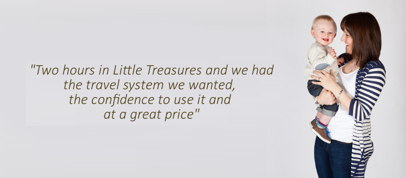 Little Treasures Customer Review